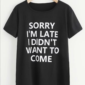 Tops - 😂 Tees For Introverts 😂